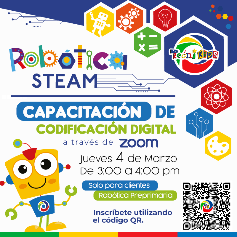 Capacitación STEAM