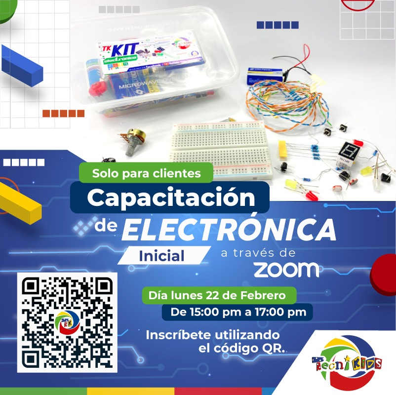 Capacitación de Electrónica